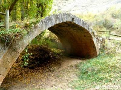 Hoces Río Duratón-Sepúlveda; gr 92 almudena pedraza velas viajes fin de semana